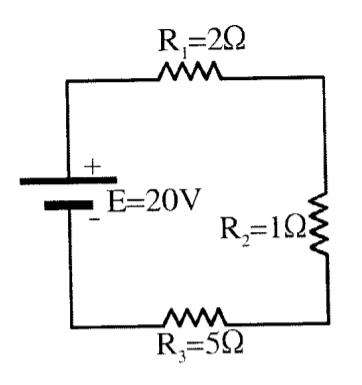 اساسيات الدوائر الكهربائية